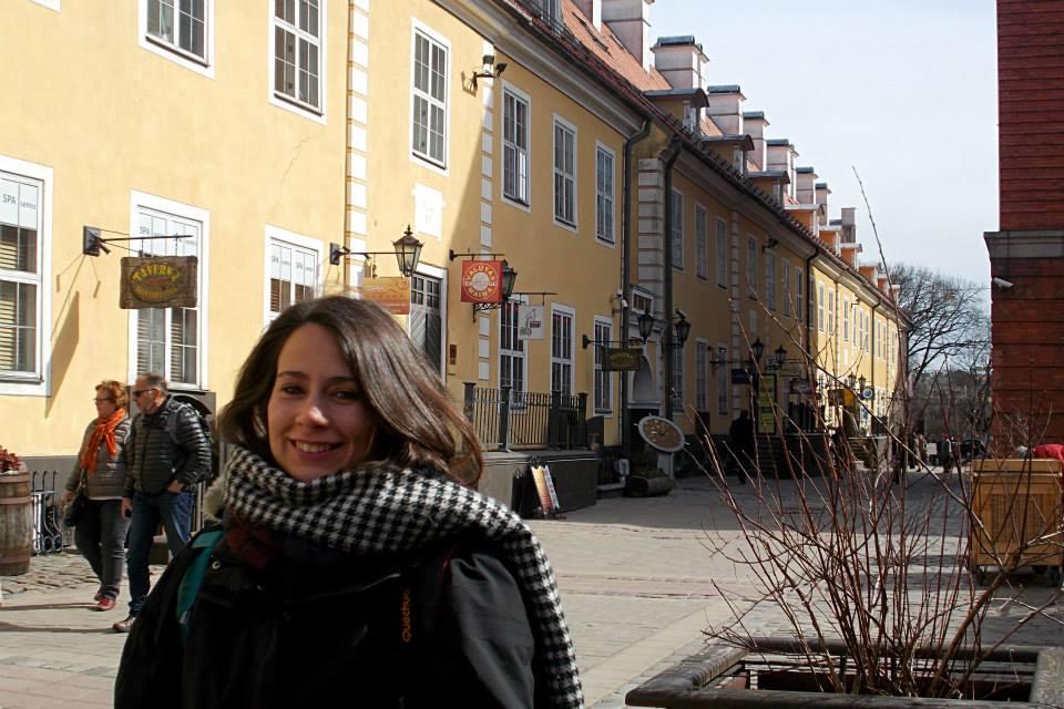 old town of riga latvia