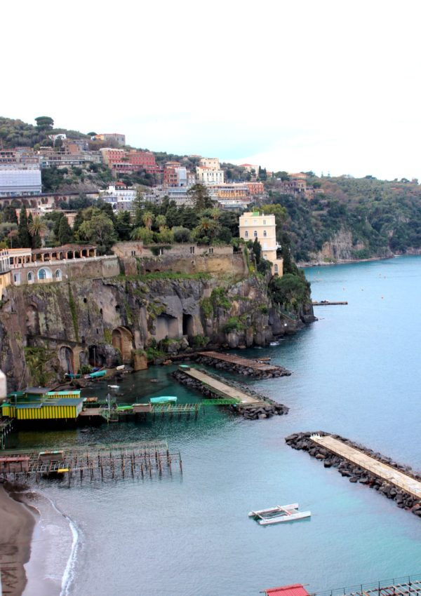 day trip from naples to sorrento