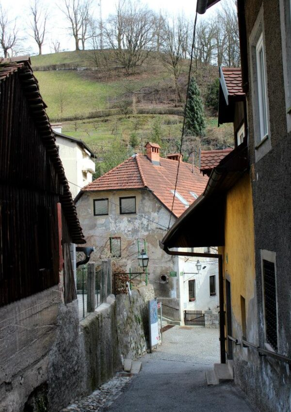 Solo Backpacking Europe in 80 days | Slovenia