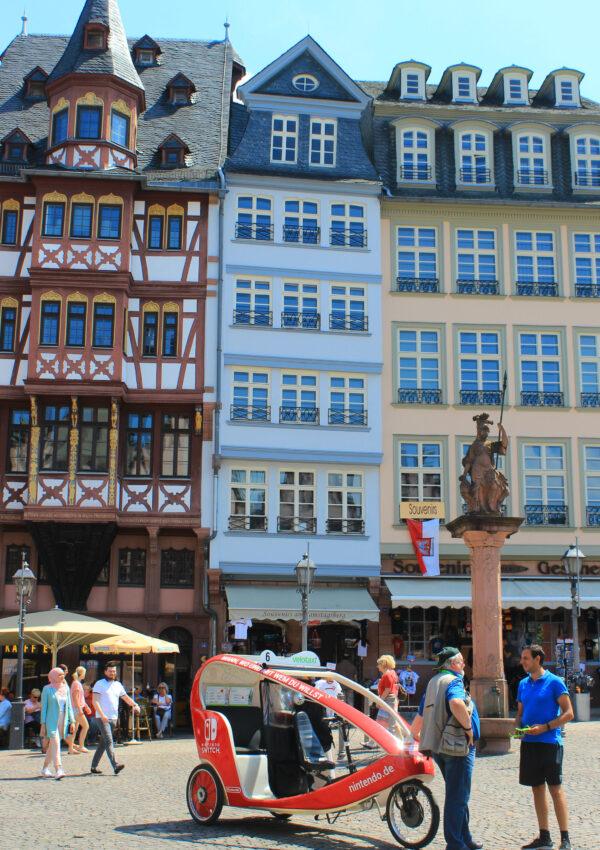Frankfurt, Germany   The city I couldn't love